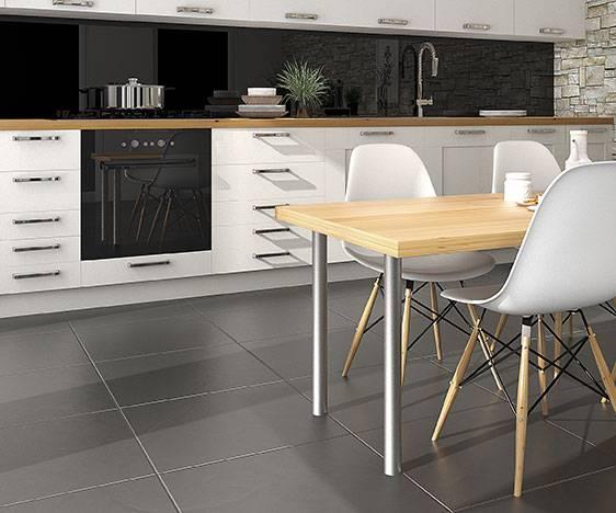 Carrelage Moderne Pour Sol De Cuisine Ambiance Carrelages