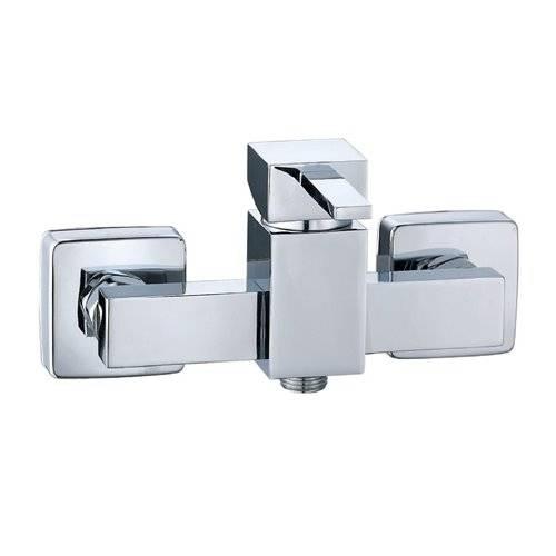 Mitigeur de série Palerme en inox pour salle de bain : lavabo, douche ou bain - Ambiance Carrelages